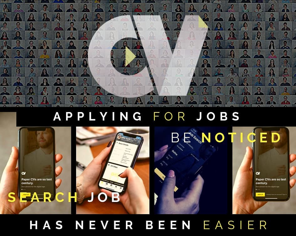 Cvvid - applying for jobs, be noticed, search job has never been easier