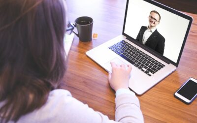 Online interview techniques for job seekers